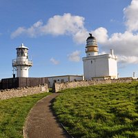 Old and New Lighthouses