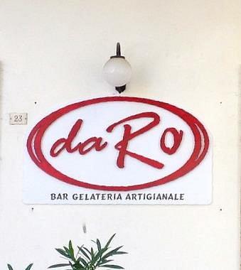 Bar-Gelateria da Ro', Apiro