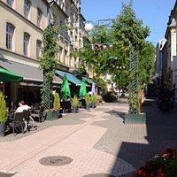Deptak Rue de la Gare