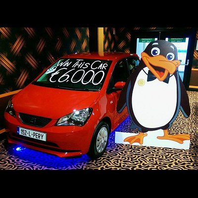 Win this car and €6000