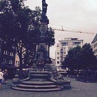 Jan von Werth Statue