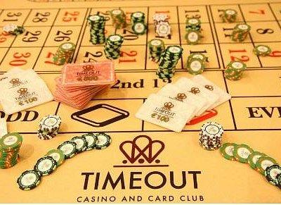 Timeout Casino