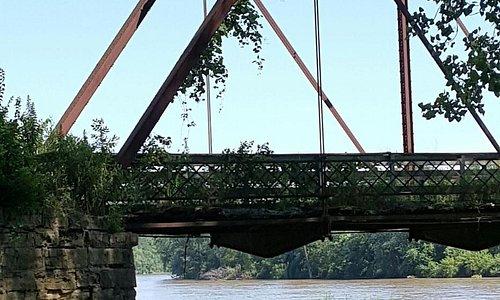 Bentonsport / Vernon bridge