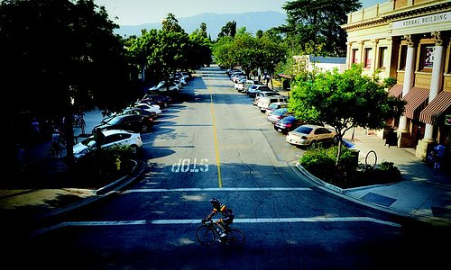 The walkable Claremont Village features locally owned boutiques and restaurants.