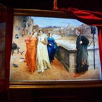 L'incontro fra Dante e Beatrice