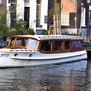 Private Historic Boat