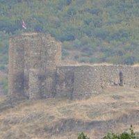 La forteresse ..de loin ..