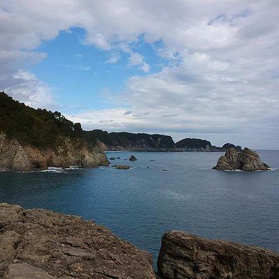 陸中海岸(北側)