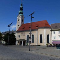 "The ""Heiligengeistkirche"""