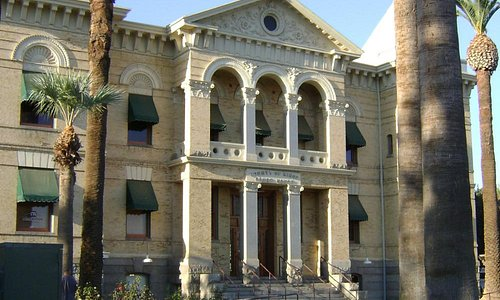 Hanford Court House