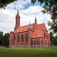 Saint Mary's Church, Druskininkai