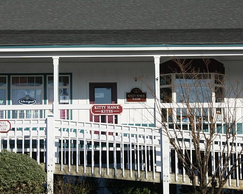 Exterior of Kitty Hawk Kites in the Timbuck II Shopping Center
