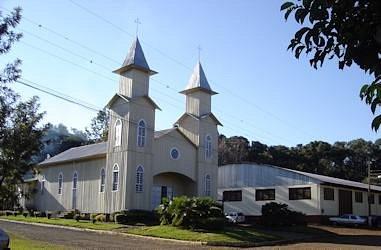 Capela São Carlos - Colônia Bacia