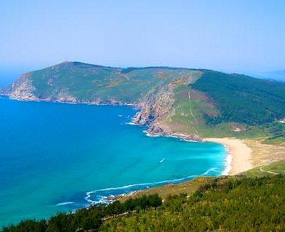 Praia do Mar de Fora (Fisterra, A Coruña)