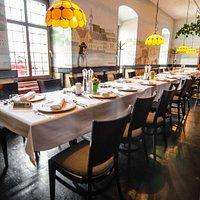 Leberfinger restaurant