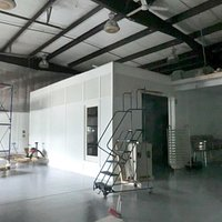 Blue Current Brewery: Buildout