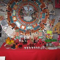 Feast Day Altar