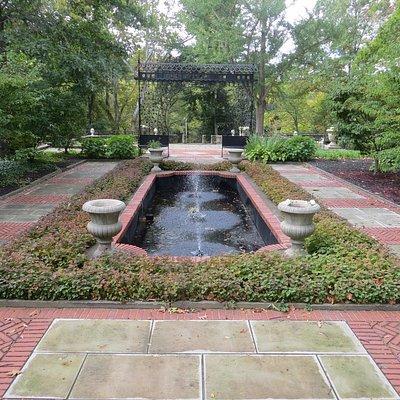 Hungarian Gardens created 1934