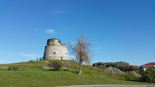 Parks Canada - Carleton Martello Tower National Historic Site