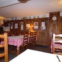 salle de restaurant chez Léon