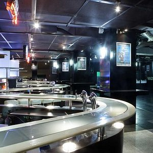 one of the longest bar at warsaw : )