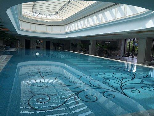 A fabulous pool.