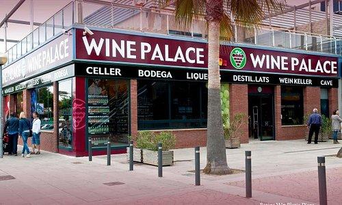 Wine Palace Platja D'Aro