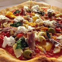 Pizzeria Bella Napoli Pizze Tradizionali D'Asporto