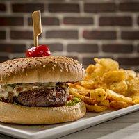 Fish  Burger , το αχτυπιτο