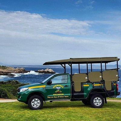 Our safari style vehicles