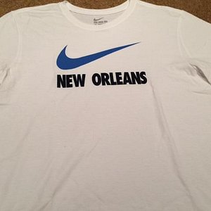 'The Nike Tee' from NOLA