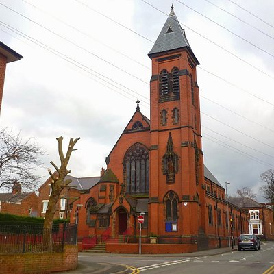 St. Mary's R.C. Church, Crewe