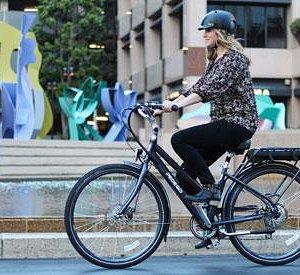 Fun on Pedego Electric Bikes