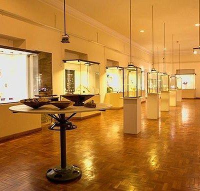 Uno de los salones del Museo del Tesoro