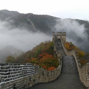 Hike the Great Wall with us