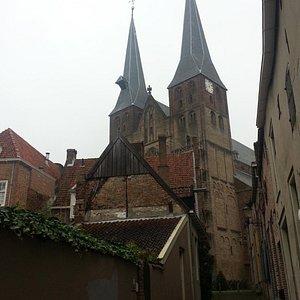 Le torri della Bergkerk