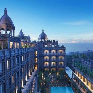 GH Universal Hotel.