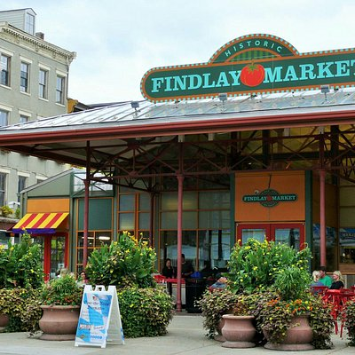 Findlay Market in Cincinnati