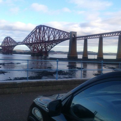 Transporting You on a Tour - what Benson Drive Scotland is about!