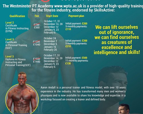 Fitness Courses