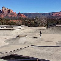 pista de skate sedona