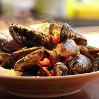 Fresh Mussel season