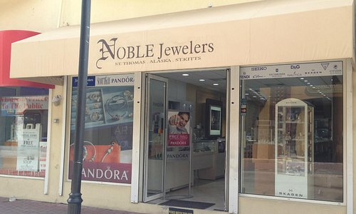 Noble Jewelers - Exterior View