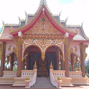Pavilion next to Wat