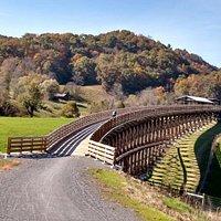 Lots of bridges to cross~~~