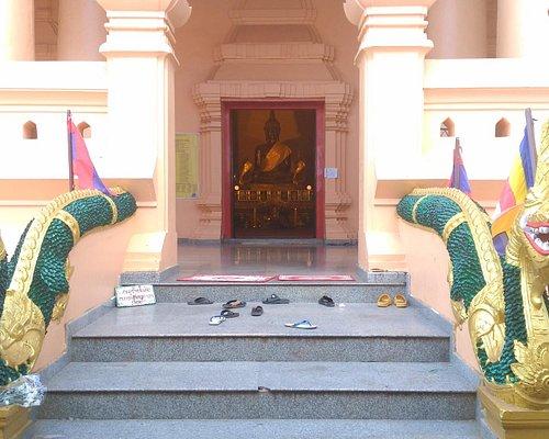 Wat Ong Teu - steps