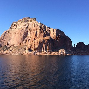 View on lake Powell