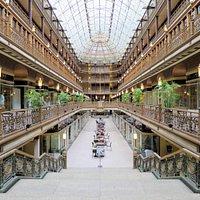 Cleveland Arcade (Hyatt)