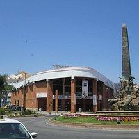 El Mercado municipal Mercacentro