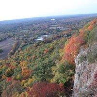 Talcott Mountain State Park - View
